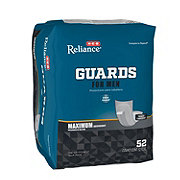 H-E-B Reliance Guards For Men Regular Absorbency