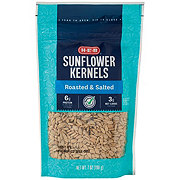 H-E-B Roasted and Salted Sunflower Kernels