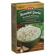 H-E-B Roasted Garlic Mashed Potatoes