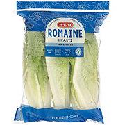 H-E-B Romaine Hearts 3 Pack