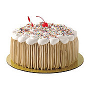 H-E-B Root Beer Float Ice Cream Cake