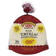 H-E-B Sabor Tradicional Flour Tortillas