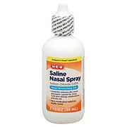 H-E-B Saline Nasal Moisturizing Spray