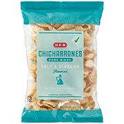H-E-B Salt & Vinegar Chicharrones Pork Rinds