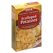 H-E-B Scalloped Potatoes