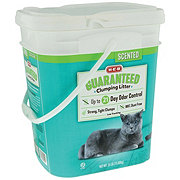 H-E-B Scented Odor Control Guaranteed Clumping Litter