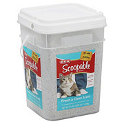 H-E-B Scoopable Fresh & Clean Scent Litter