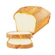 H-E-B Scratch Made Pound Cake Loaf