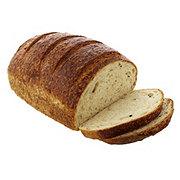 H-E-B Scratch Parmesan Cracked Peppercorn Bread