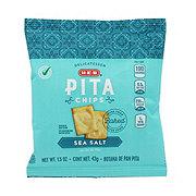 H-E-B Sea Salt Pita Chips