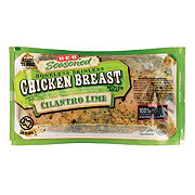 H-E-B Seasoned Boneless Skinless Cilantro Lime Chicken Breast