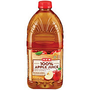 H-E-B Select Ingredients 100% Apple Juice