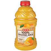 H-E-B Select Ingredients 100% Orange Juice