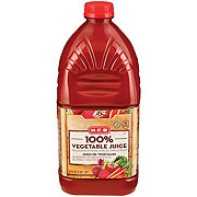 H-E-B Select Ingredients 100% Vegetable Juice