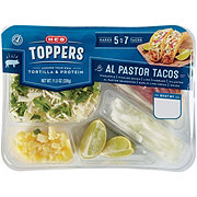 H-E-B Select Ingredients Al Pastor Taco Toppers
