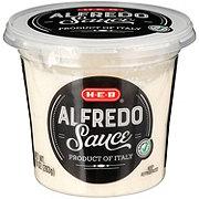 H-E-B Select Ingredients Alfredo Sauce
