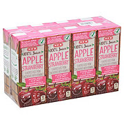H-E-B Select Ingredients Apple Strawberry 100% Juice Boxes