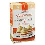 H-E-B Select Ingredients Artisan Cappuccino Frosting Mix