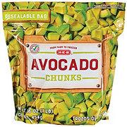 H-E-B Select Ingredients Avocado Chunks