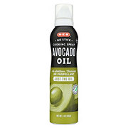 H-E-B Select Ingredients Avocado Oil No Stick Cooking Spray