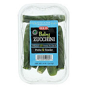 H-E-B Select Ingredients Baby Zucchini