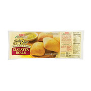 H-E-B Select Ingredients Bake Shop Ciabatta Rolls