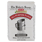 H-E-B Select Ingredients Baker's Scoop All Purpose Flour