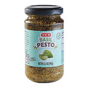 H-E-B Select Ingredients Basil Pesto
