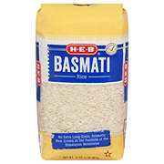 H-E-B Select Ingredients Basmati Long Grain Rice