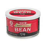 H-E-B Select Ingredients Bean Dip