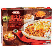 H-E-B Select Ingredients Beef Enchiladas