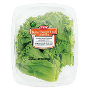 H-E-B Select Ingredients Better Burger Leaf Lettuce