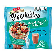 H-E-B Select Ingredients Blendables Great Escape Smoothie