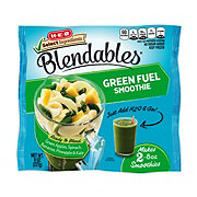 H-E-B Select Ingredients Blendables Green Fuel Smoothie