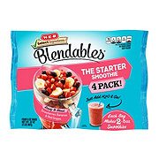 H-E-B Select Ingredients Blendables The Starter Smoothie 4 PK