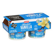 H-E-B Select Ingredients Blended Low-Fat Vanilla Yogurt