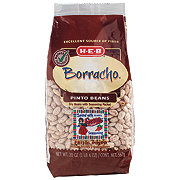 H-E-B Select Ingredients Borracho Pinto Beans