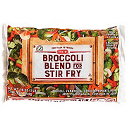H-E-B Select Ingredients Broccoli Blend for Stir Fry