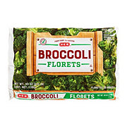 H-E-B Select Ingredients Broccoli Florets