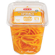 H-E-B Select Ingredients Butternut Squash Spirals