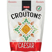 H-E-B Select Ingredients Caesar Premium Croutons