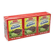 H-E-B Select Ingredients California Sweet Raisins