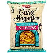 H-E-B Select Ingredients Casa Magnifica Corn Tortilla Strips