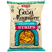H-E-B Select Ingredients Casa Magnifica Yellow Corn Tortilla Strips