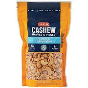 H-E-B Select Ingredients Cashews Halves & Pieces Light Salted