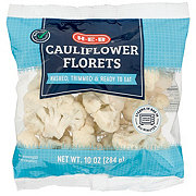 H-E-B Select Ingredients Cauliflower Florets