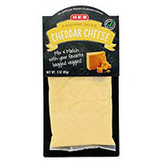 H-E-B Select Ingredients Cheddar Cheese Finishing Sauce