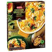 H-E-B Select Ingredients Chicken Broccoli Rice Casserole