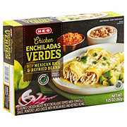 H-E-B Select Ingredients Chicken Enchiladas Verdes