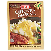 H-E-B Select Ingredients Chicken Gravy Mix